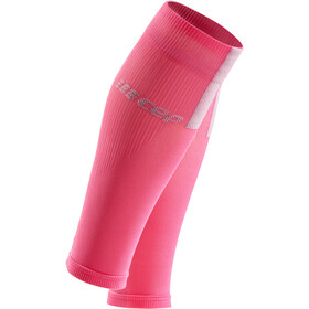 cep Calf Sleeves 3.0 Dames, rose/light grey